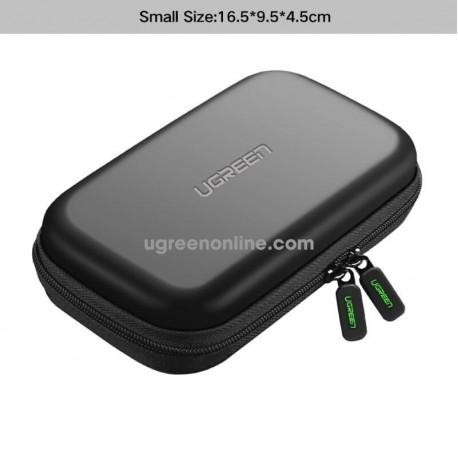 Foto maciņi un somiņas - UGREEN Hard Disk case Small size 40707 - perc šodien veikalā un ar piegādi