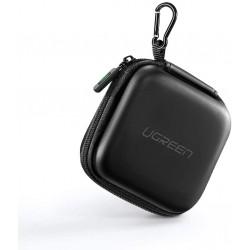 Foto Maciņi un somiņas - UGREEN hard disc case earphone case 40816 - perc šodien veikalā un ar piegādi
