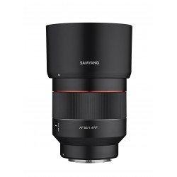 Lenses - Samyang AF 85 mm F1.4 RF - quick order from manufacturer