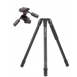 Photo & Video Equipment - Benro A4580T tripod with HD3 3-way head rent
