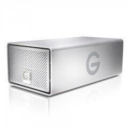 Citie diski & SSD - G-TECHNOLOGIES G-RAID USB G1 Removable HDD 8TB Silver - ātri pasūtīt no ražotāja