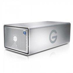 Citie diski & SSD - G-TECHNOLOGIES G-RAID Removable Thunderbolt 2 USB 3.0 HDD 12TB Silver - ātri pasūtīt no ražotāja