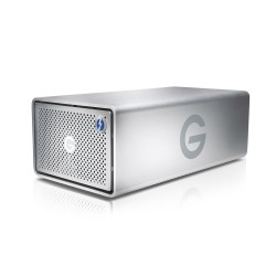 Hard drives & SSD - G-TECHNOLOGIES G-RAID Removable Thunderbolt 3 HDD 16TB Silver - quick order from manufacturer