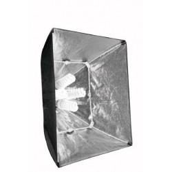 Флуоресцентное освещение - Falcon Eyes LH-ESB6060K 8x40W 2x 60x60cm Daylight Set - купить сегодня в магазине и с доставкой