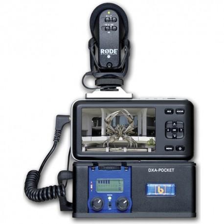 Mikrofonu aksesuāri - BEACHTEK DXA-POCKET - быстрый заказ от производителя