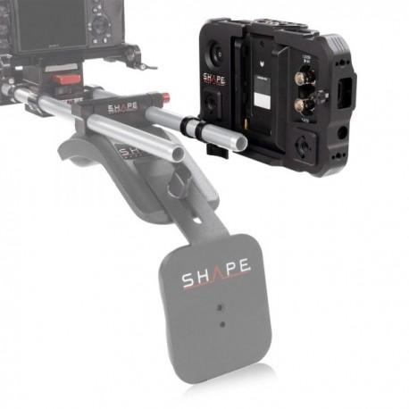 Аксессуары для плечевых упоров - SHAPE WLB SHAPE OBIROD - быстрый заказ от производителя