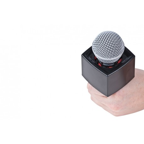 Mikrofonu aksesuāri - RYCOTE Single Square Black Mic Flag - perc šodien veikalā un ar piegādi