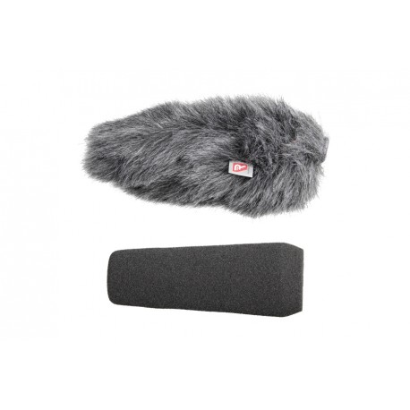 Accessories for microphones - RYCOTE 12cm SGM Foam & Windjammer (24/25) - quick order from manufacturer