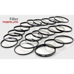 Objektīvu filtri - Marumi Filter DHG Grey ND8x Light Control 58mm - perc šodien veikalā un ar piegādi
