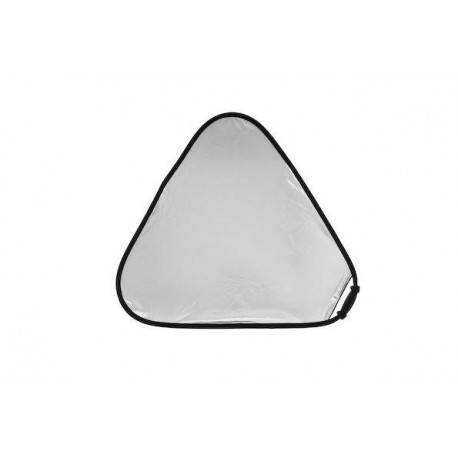 Discontinued - Manfrotto SILVER/WHITE 120CM OVAL REFLEC