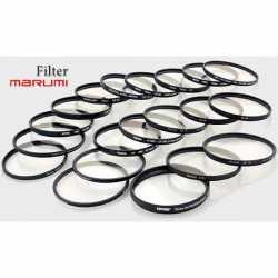 Objektīvu filtri - Marumi Circ. Pola Filter DHG 52mm - perc šodien veikalā un ar piegādi