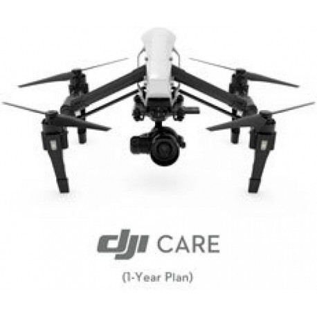 Drone accessories - DJI Care Protection Plan Inspire 1 Raw for 1 Year - quick order from manufacturer