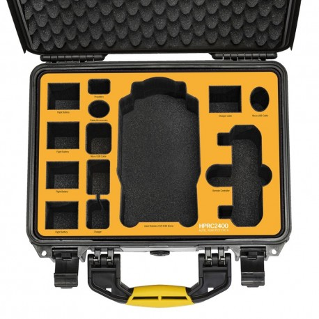 Cases - HPRC 2400 Black for AUTEL EVO II Series (EVO2-2400-01) - quick order from manufacturer