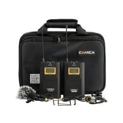 Viedtālruņiem - Ikan Wireless Microphone System & One Receiver (CoMica CVM-WM100) - ātri pasūtīt no ražotāja