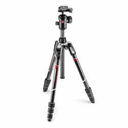 Photo tripods - Manfrotto Befree Advanced Carbon Fiber Travel Tripod (MKBFRTC4-BH) - Display Piece - quick order from manufacturer
