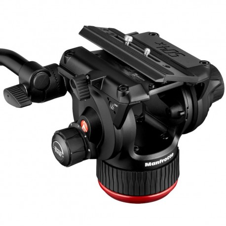 Tripod Heads - Manfrotto 504X Fluid head with a flat base (504XAH) - quick order from manufacturer
