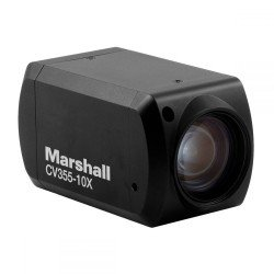 Video Cameras - Marshall CV355-10X Block Camera - quick order from manufacturer