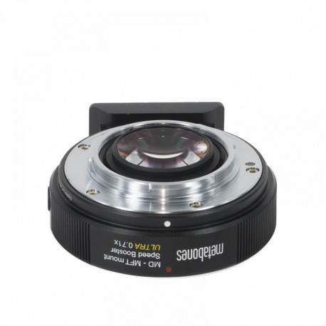 Adapters for lens - Metabones Minolta MD to MFT Speed Booster ULTRA 0.71x (MB_SPMD-m43-BM3) - quick order from manufacturer