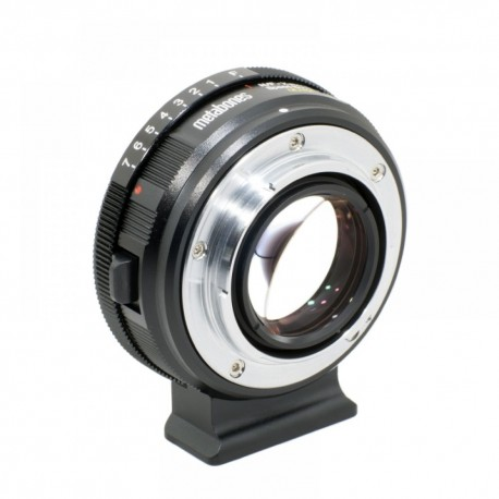 Adapters for lens - Metabones Nikon G - X Speed Booster ULTRA 0.71x (MB_SPNFG-X-BM2) - quick order from manufacturer