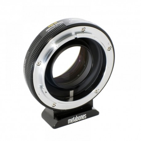 Adapters for lens - Metabones Canon FD to E-mount Speed Booster ULTRA 0.71x (MB_SPFD-E-BM2) - quick order from manufacturer