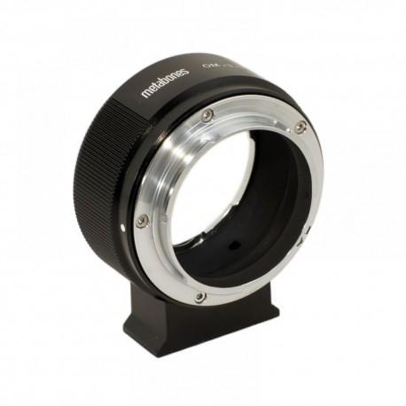 Adapters for lens - Metabones Olympus OM to E-mount (Black Matt) (MB_OM-E-BM1) - quick order from manufacturer