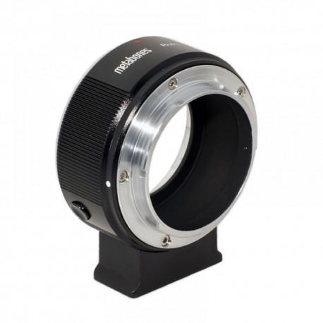 Adapters for lens - Metabones ROLLEI QBM to E (Black Matt) (MB_ROLLEI-E-BM1) - quick order from manufacturer