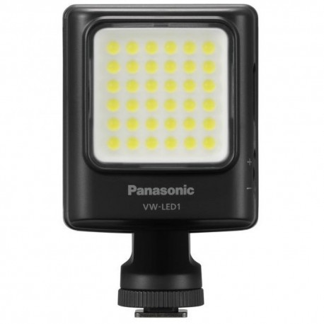 On-camera LED light - Panasonic VW-LED1E-K Video light - quick order from manufacturer