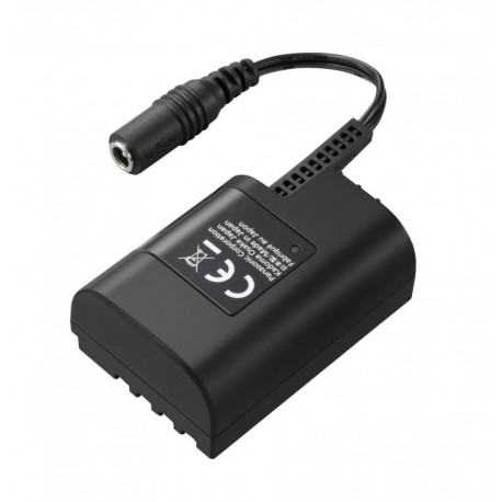 Chargers for Camera Batteries - Panasonic Pro Panasonic DMW-DCC12GU DC Coupler for GH5/GH4/GH3 - quick order from manufacturer