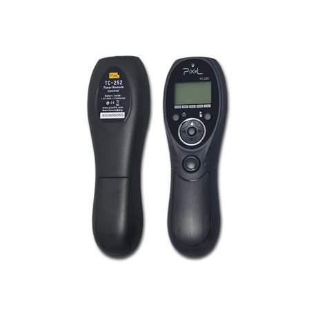 Kameras pultis - Pixel TC-252/DC0 Timer Remote Control - perc šodien veikalā un ar piegādi