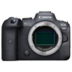 Bezspoguļa kameras - Canon EOS R6 Body - perc šodien veikalā un ar piegādi