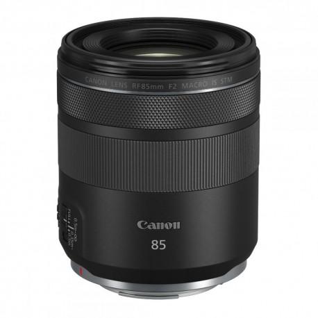 Objektīvi - Canon RF 85mm F2 MACRO IS STM - perc šodien veikalā un ar piegādi