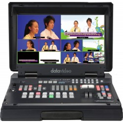 Video mixer - Datavideo HS-1300 6-Channel HD Portable Video Streaming Studio - ātri pasūtīt no ražotāja