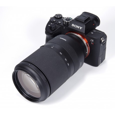Tamron 70-180mm f/2.8 Di III VXD lens for Sony noma