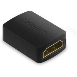 Aksesuāri LCD monitoriem - UGREEN 20107 HDMI Fmail-fmail 4K Adapter to connect two HDMI - perc šodien veikalā un ar piegādi