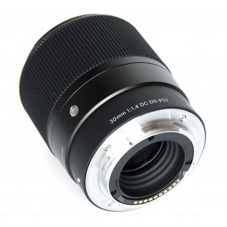 Objektīvi un aksesuāri - Sigma 30mm F1.4 DC DN Sony E-mount noma