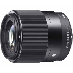 Lenses and Accessories - Sigma 30mm F1.4 DC DN Sony E-mount rent