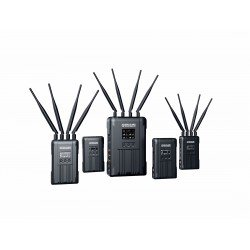 Wireless Video Transmitter - HOLLYLAND SYSCOM421 WITH 4 BELT PACKS SYSCOM421-4:1 - quick order from manufacturer