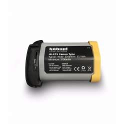 Батареи для фотоаппаратов и видеокамер - HÄHNEL BATTERY CANON HL-E19 1000167.3 - быстрый заказ от производителя