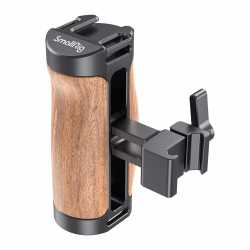 Accessories for rigs - SMALLRIG 2915 SIDE HANDLE NATO WOODEN 2915 - buy today in store and with delivery