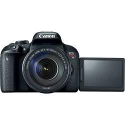 Spoguļkameras - canon 800D EF-S 18-135mm f/3.5-5.6 IS STM - perc šodien veikalā un ar piegādi