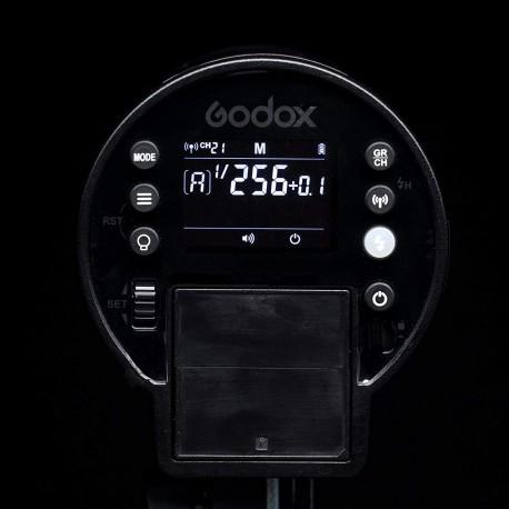 Studijas zibspuldzes - Godox AD300 Pro TTL kit - perc šodien veikalā un ar piegādi