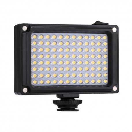 LED uz kameras - Vlogging Photography Video & Photo Studio LED Light (PU4096) - perc šodien veikalā un ar piegādi
