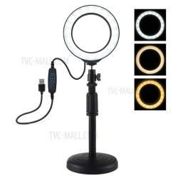 Кольцевая лампа LED - Puluz Ring video light kit - купить сегодня в магазине и с доставкой