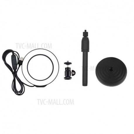 """""""Ring"""" pastāvīgā gaisma - Puluz Ring video light kit (PU391) - perc šodien veikalā un ar piegādi"""