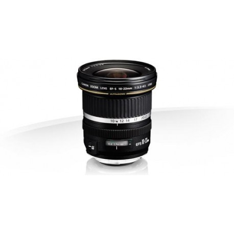 Objektīvi un aksesuāri - Canon EF-S 10-22 mm F/3.5-4.5 USM noma