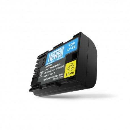 Батареи для камер - Newell аккумулятор Canon LP-E6 - купить сегодня в магазине и с доставкой