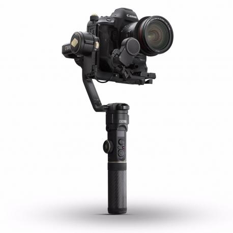 Video stabilizatori - ZHIYUN CRANE 2S COMBO ar akumulatoru un Mini Dual Handle - perc šodien veikalā un ar piegādi