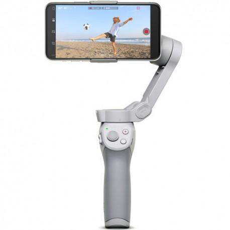 Video stabilizatori - DJI stabilizators OM 4 (Osmo Mobile 4) - ātri pasūtīt no ražotāja