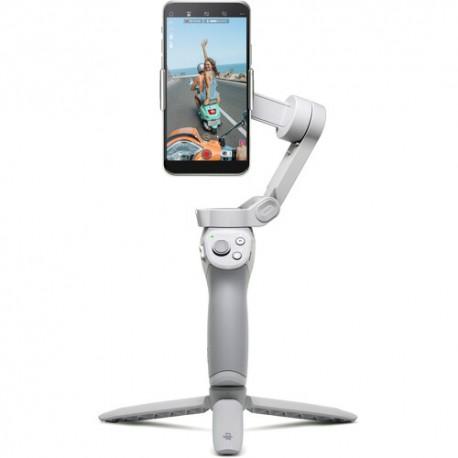 Video stabilizatori - DJI stabilizators OM 4 (Osmo Mobile 4) om4 - perc šodien veikalā un ar piegādi