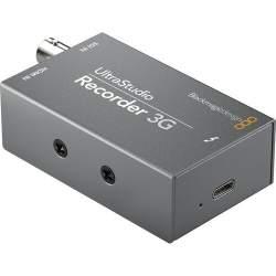 Recorder Player - BlackMagic UltraStudio Recorder 3G - perc šodien veikalā un ar piegādi